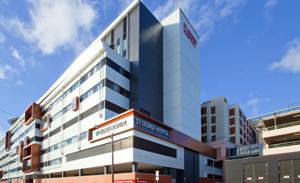 St George hospital asset management