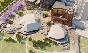 Adelaide Festival Plaza