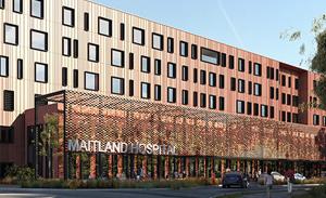 New Maitland Hospital