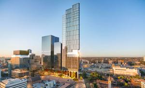 Parramatta square development
